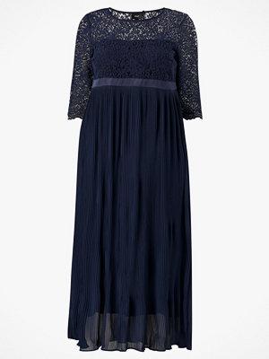 Zizzi Maxiklänning mSanta S/S Maxi Dress