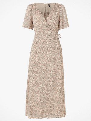 Y.a.s Omlottklänning yasDrea SS Long Dress
