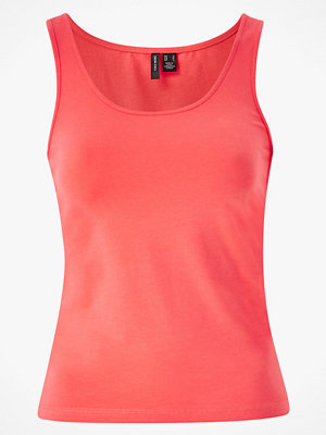 Vero Moda Linne vmMaxi My Soft Short Tank Top Ga Color
