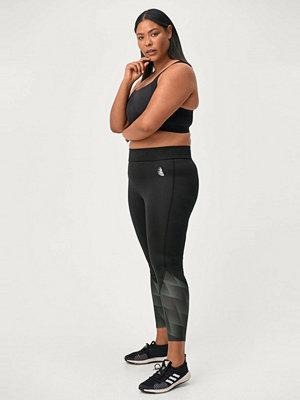 Sportkläder - Zizzi Träningstights aFox 7/8 Tights
