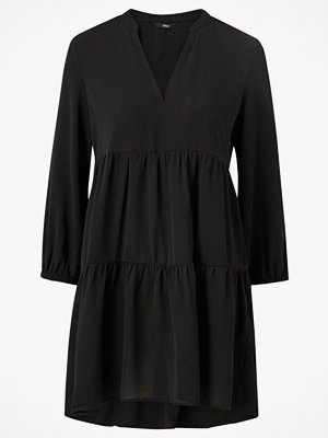 Only Klänning onlNova Lux Thea Dress Solid Wvn