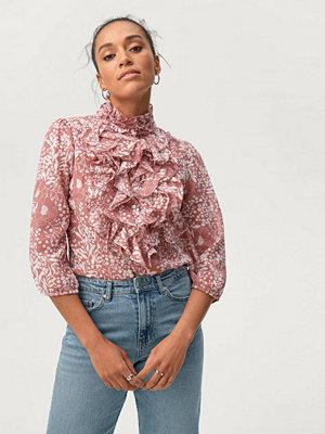 Saint Tropez Blus LillySZ LS Shirt