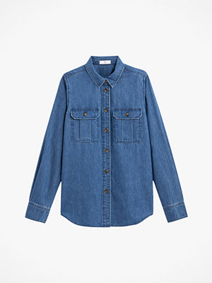 La Redoute Jeansskjorta i workwear-stil