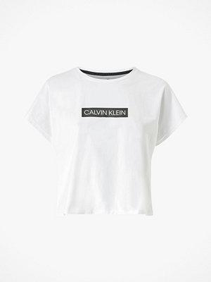 Sportkläder - Calvin Klein Performance Topp Short Sleeve T-shirt