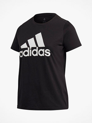 adidas Sport Performance Topp Badge Of Sport Tee Plus