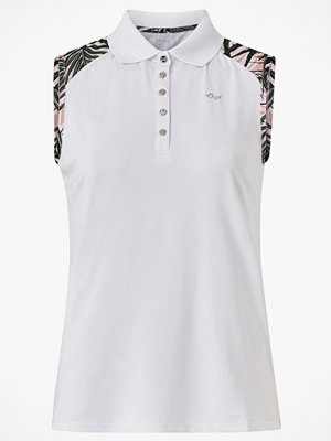 Röhnisch Topp Element Sleeveless Poloshirt