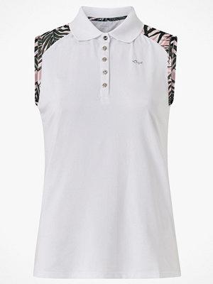Sportkläder - Röhnisch Topp Element Sleeveless Poloshirt