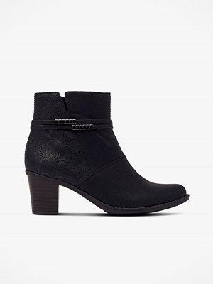 Rieker Boots med präglat mönster