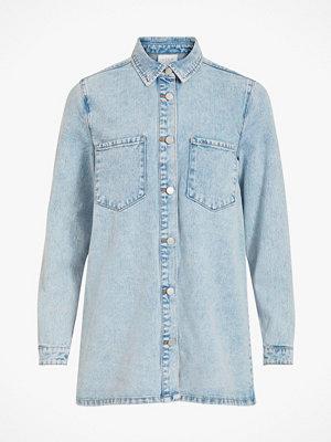Vila Skjortjacka viDenna L/S Long Shirt