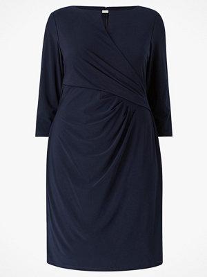 Lauren Ralph Lauren Curve Klänning Dress w Trim
