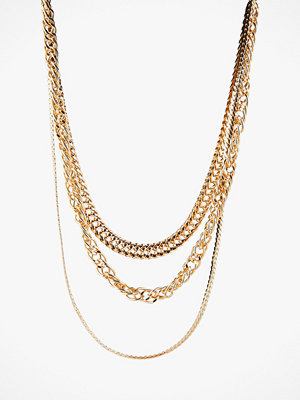 Pieces smycke Halsband pcAlli Combi Necklace
