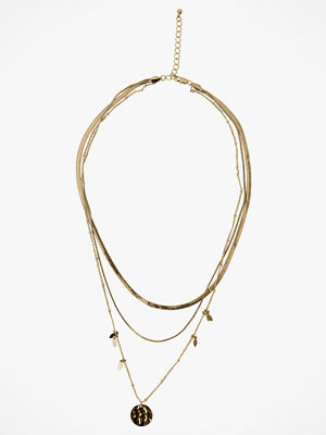 Pieces smycke Halsband pcAlicia Combi Necklace D2D