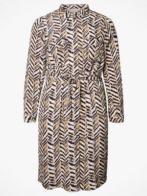 JUNAROSE by VERO MODA Skjortklänning jrAlma L/S Below Knee Shirt Dress
