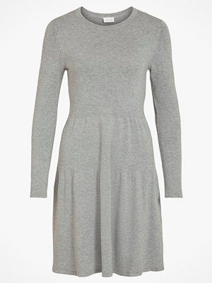 Vila Klänning viBolonsia Knit L/S Dress