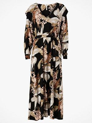 Object Maxiklänning objLiliti L/S Long Dress