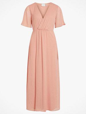 Vila Maxiklänning viRilla S/S Ancle Dress