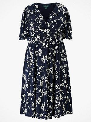 Lauren Ralph Lauren Curve Klänning Frasier-Short Sleeve-Day Dress