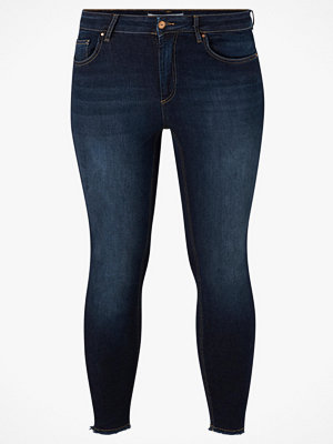 Only Carmakoma Jeans carWilly Life Reg Sk Ank Raw