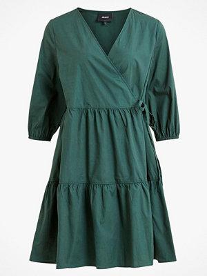 Object Omlottklänning objSchinni L/S Wrap dress
