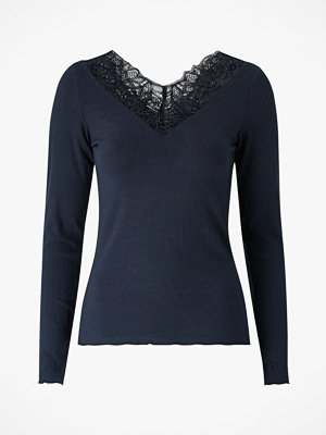 Y.a.s Topp yasElle LS V-neck Top