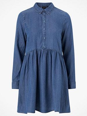 Vero Moda Jeansklänning vmLibbie LS Shirt Dress