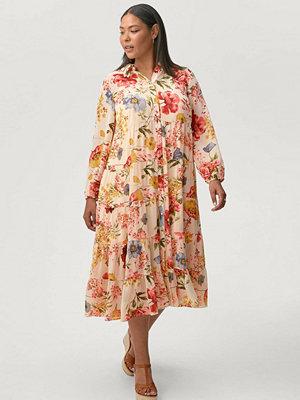 Zizzi Maxiklänning mLulu 7/8 Dress