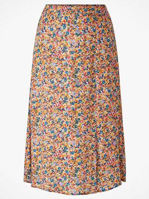 La Redoute Lång kjol med blommönster