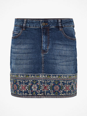 Desigual Jeanskjol Denim Skirt Mini