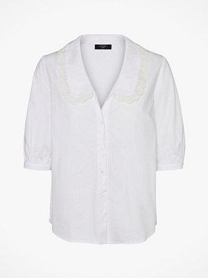 Vero Moda Blus vmMartha 3/4 Collar Shirt