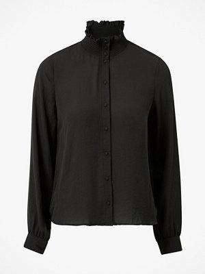 Vero Moda Blus vmZigga L/S High Neck Smock Shirt