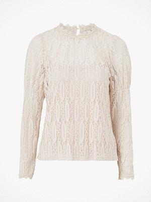 Cream Blus ViviCR LS T-shirt