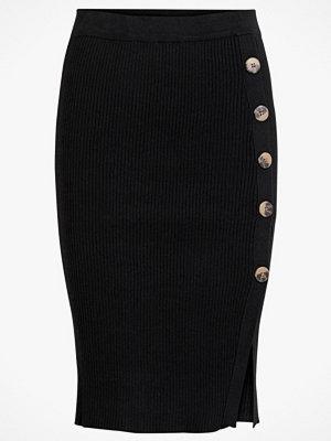 Vila Kjol viSolto Knit Button Skirt