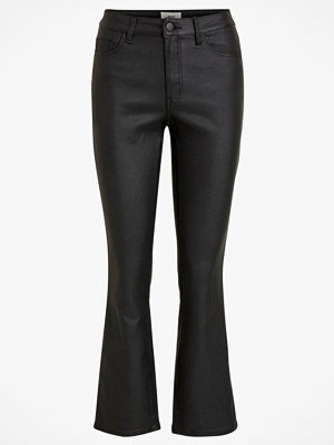 Object Jeans objBelle Coated Flared Jeans PB8