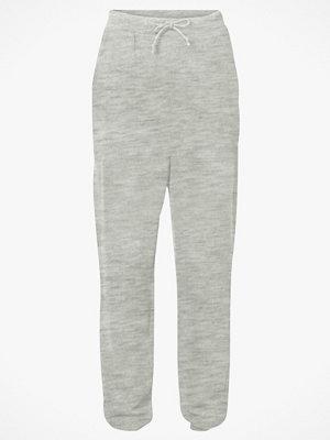 Vero Moda Mjukisbyxor vmKoko HW Sweat Pant SB8 ljusgrå
