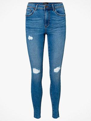 Vero Moda Jeans vmTanya Mr S Piping Dst Raw J VI349