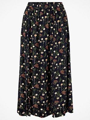 Pieces Kjol pcSkylar HW Midi Skirt