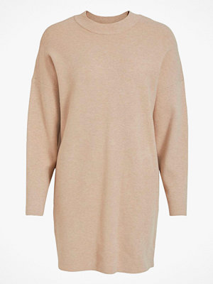 Vila Klänning viOlivinja Knit High Neck L/S Dress
