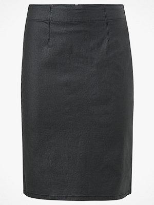 Vila Kjol viCommit RW Coated Skirt
