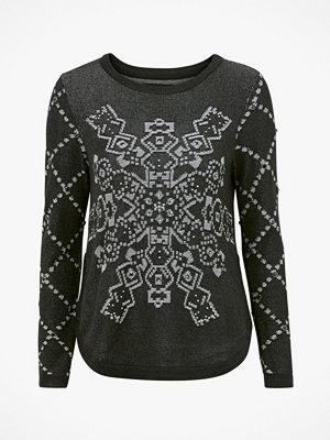 Desigual Tröja Flat Knit Thick Gaiget Pullover