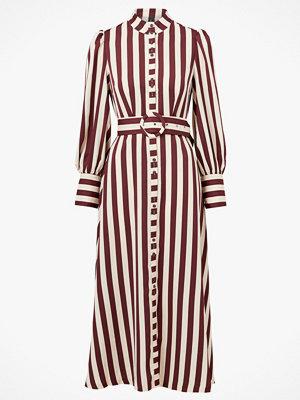 Y.a.s Maxiklänning yasNia LS Long Shirt Dress
