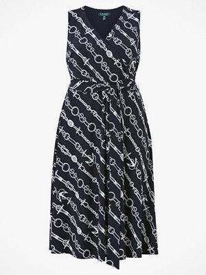 Lauren Ralph Lauren Curve Klänning Printed Matte Jrsy Dress