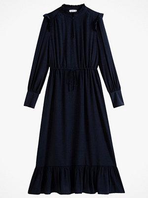 La Redoute Lång klänning i tyg med satinkänsla