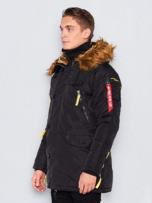 Alpha Industries PPS N3B Jacket 03 Black