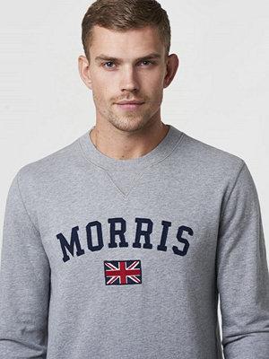 Morris Brown Sweatshirt 91 Greymelage