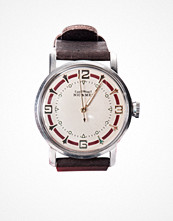 Nic & Mel Wristwatch Walker Darkbrown