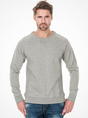 A.O.CMS Crew-Neck Grey Mel. Sweat