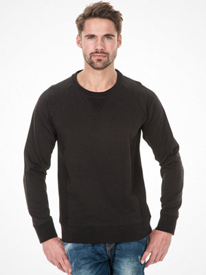 A.O.CMS Crew-Neck Black Sweat