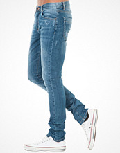Jeans - William Baxter Ted Mid Blue Slim Fit