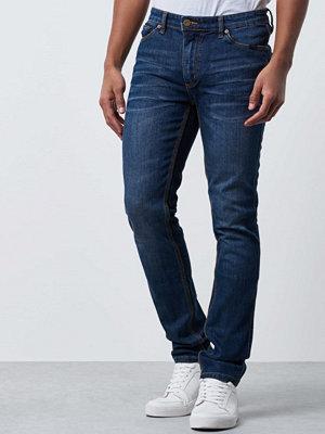 Jeans - Mouli Torped Jeans True Blue
