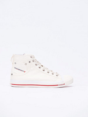 Sneakers & streetskor - Diesel Exposure T1002 White
